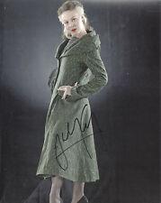 HELEN McCRORY Signed 10x8 Photo NARCISSA MALFOY In HARRY POTTER COA
