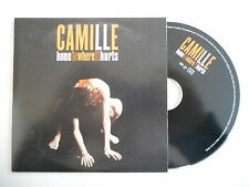 CAMILLE : HOME IS WHERE IT HURTS [ CD SINGLE ] ~ PORT GRATUIT !