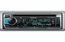 Kenwood KMR-D365BT Marine CD Receiver w/ Built in Bluetooth KMRD365BT B