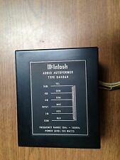 McINTOSH MC 2125 POWER AMPLIFIER Output transformer