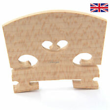 Violin Bridge 4/4 Maple - for intermediate violins