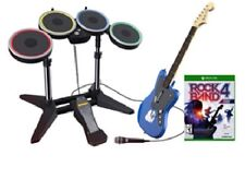 Rock Band Rivals bundle Xbox One -Includes: The game, guitar, Drums & Mic Sealed