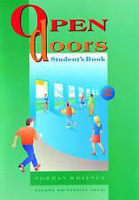 Abrir puertas: 2: libro del estudiante: libro del estudiante nivel 2 por Whitney, Norman