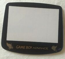 Silver Pokemon Gameboy Advance GBA Screen Replacement Lens -Pikachu