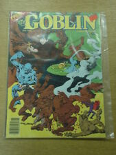 GOBLIN #3 VF WARREN HORROR MAGAZINE