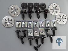 Protezione Sotto Motore Kit Di Installazione Clip Audi A3 Seat Leon Toledo