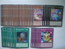 Performage Clownblade Deck * Ready To Play * Yu-gi-oh