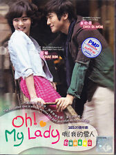 Oh! My Lady Korean Drama DVD with Good English Subtitle (NTSC Region 3)