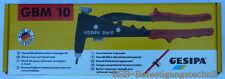 Nietmutternzange  GBM 10 Gesipa mit Zugdorn M5 Blindnietmutternzange Handgerät