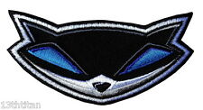 Iron on Play station Sly cooper Thieves Military Applique Emblem Patch