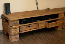 Sideboard / Kommode / TV - Bank aus Europaletten