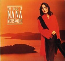 NANA MOUSKOURI the magic of NMTV1 uk philips 1988 LP PS EX/EX