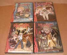 Huntik: Secrets & Seekers, Vol. 1,2,3,4 Complete First Season DVD NEW  R1 Anime