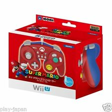 New Wii Official Nintendo Super Mario Bros. Classic Gamecube Controller Japan