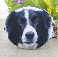 Border Collie Monedero Perro Monedero Moneda Monedas Cartera Regalo