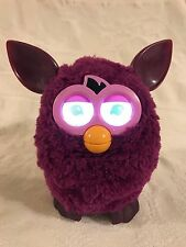 2012 FURBY  Purple
