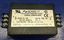 Islatrol IC-102 Active Tracking Filter