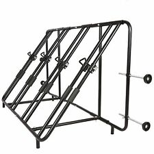 Adjustable Truck Pick Up Bed Bike Rack Carrier Stand Box For 1 2 3 Or 4 Bicycles