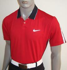 NWT$110'15 Fall Nike Tiger Woods Kimono Body Map LARGEGolf Polo Shirt 707712 100
