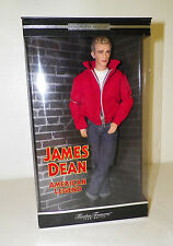 MATTEL TIMELESS TREASURES JAMES DEAN BARBIE DOLL NIB 2000