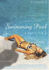 Swimming Pool - Original Japanese Chirashi Mini Poster
