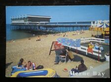 POSTCARD KENT HERNE BAY - THE PIER