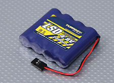 LSD Turnigy NI-MH Battery pack 4,8V 2300mAh Receiver Series Flat Form