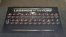 Legends of the Turf L/E Print - Horse Racing Royalty of the last 50 Years