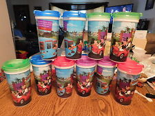 Walt Disney World Resorts 2016 Refillable Insulated Cup NO HANDLES