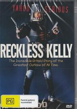 RECKLESS KELLY - YAHOO SERIOUS - NEW & SEALED DVD - FREE LOCAL POST