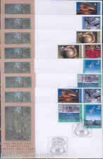 UNITED NATIONS 2000 OUR WORLD   NY, VIENNA & GENEVA  9  UNADDRESSED FDCS