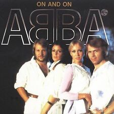 On and On by ABBA (CD, Feb-2003, Universal Special Products) collection waterloo