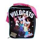 High School Musical 2 3 Black Insulated Lunch Bag Box School Tote Lunchbox NEW!