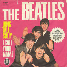 "7"" - BEATLES-Long Tall Sally/i Call Your Name-ODEON 22745-De 1964"