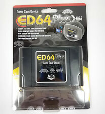 ED64 N64 Portable Video Game Save System - Play ROMS on Your Nintendo 64