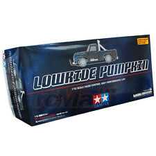 Tamiya M06 1:12 Lowride Pumpkin w/ESC EP 2WD M-Chassis RC Car Touring Kit #58594