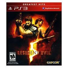 Resident Evil 5 -- Greatest Hits (Sony PlayStation 3 ) Sealed