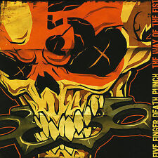 1 CENT CD The Way Of The Fist [CLEAN] - Five Finger Death Punch