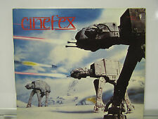 1980 CINEFEX #2 Sci-Fi SFX Magazine- STAR WARS ESB/CLOSE ENCOUNTERS/STAR TREK