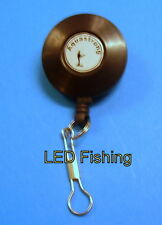 Large Plastic Zinger/Pin on Reel for Fly Fishing