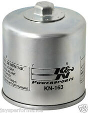 K&N Powersports Oil Filter KN-163 For BMW K100RT 1986 (83-94)