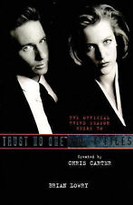 """Official Guide to the """"X-files"""": Trust No One - The Third Season v. 2 (X Files),"""