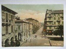 CHIAVARI Corso Dante vecchia cartolina