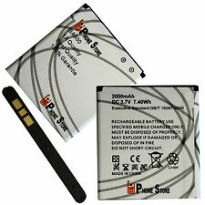 Ba800 xperia s/v lt26i l25i pile Batterie sony ericsson p-store Battery Accu