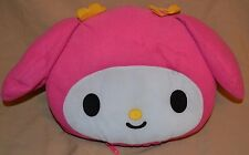 "16"" Hello Kitty Soft Plush Handbags Makeup Bags Purses Toys Carrying Cases Girls"