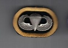 327th AIRBORNE INFANTRY REGIMENT - OBSOLETE OVAL & JUMP WINGS