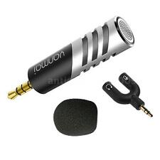 Mini R1 Professional Condenser Microphone Record for Mobile Phone iPhone Q4Z5