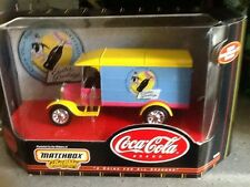 matchbox collectibles coca-cola 1926 Ford mod. TT/Easter nuovo