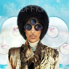 PRINCE ART OFFICIAL AGE CD NEW Stock due early May