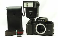 @ Ship in 24 Hours! @ Excellent! @ Vintage Pentax SFX 35mm Film SLR Camera Body